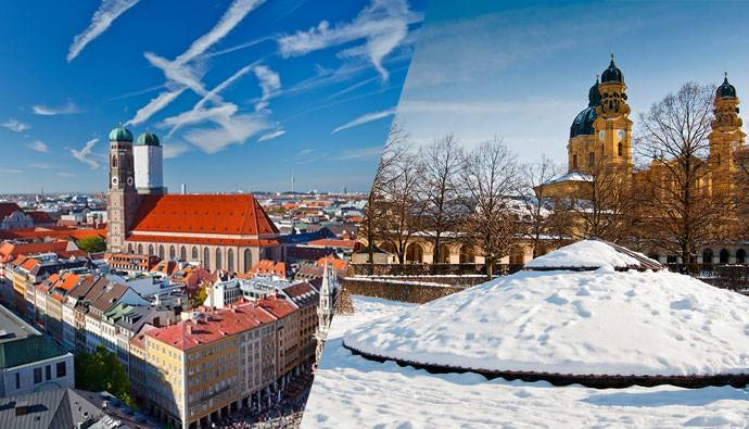 Поездка в мюнхен в марте 2020 — погода, маршруты для прогулок и экскурсий, отзывы и советы туристам
