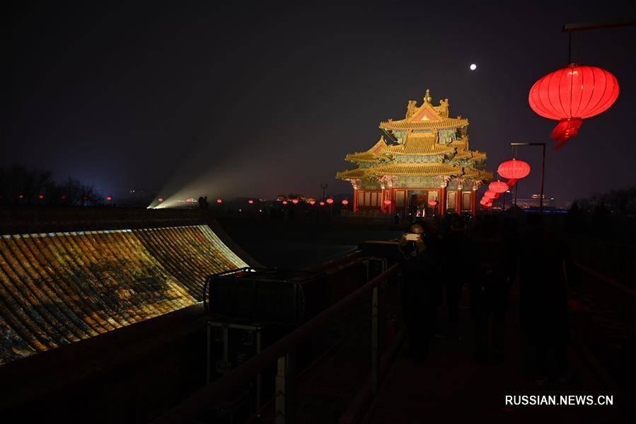 Как я посетила запретный город в пекине