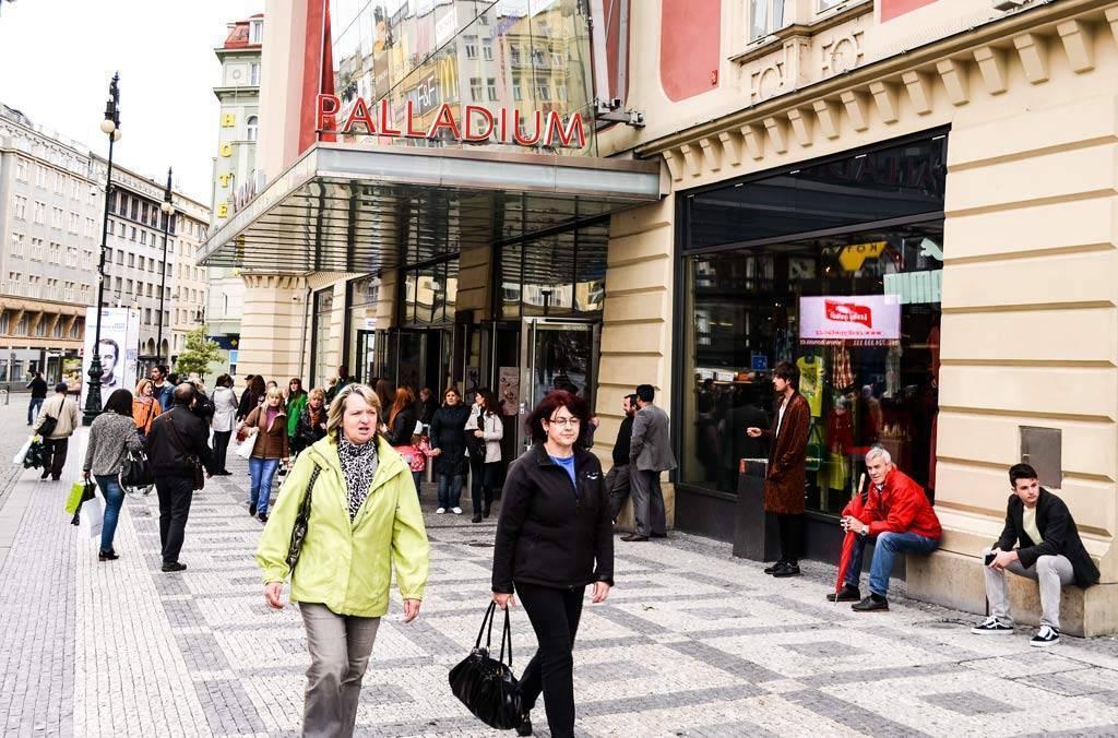 Торговый центр палладиум в праге: что купить, фотообзор и отзыв