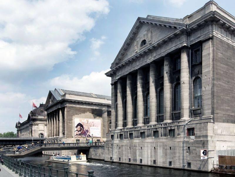 Пергамский музей в берлине - этносы - медиаплатформа миртесен
