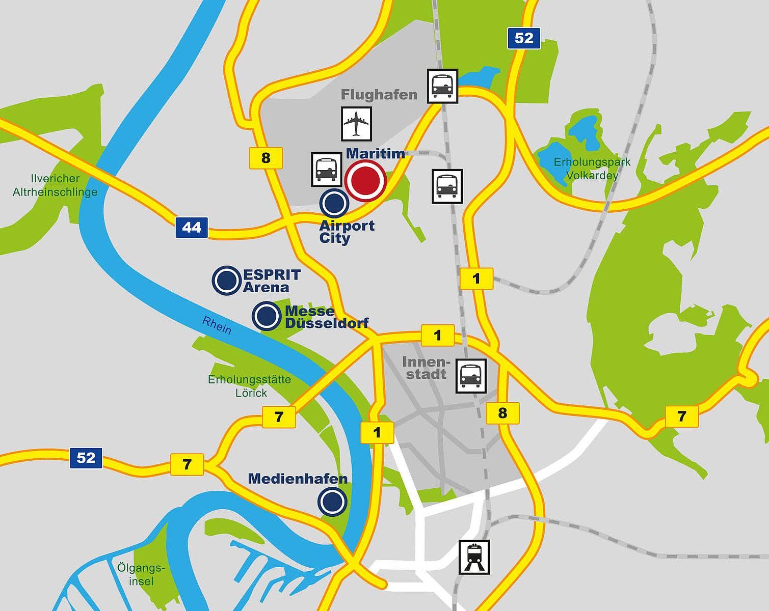 Дешевые автобусные билеты из дюссельдорфа в кёльн от 222 ₽
