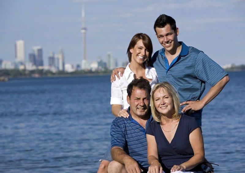 Cемейное спонсорство в канаде - gic canada immigration