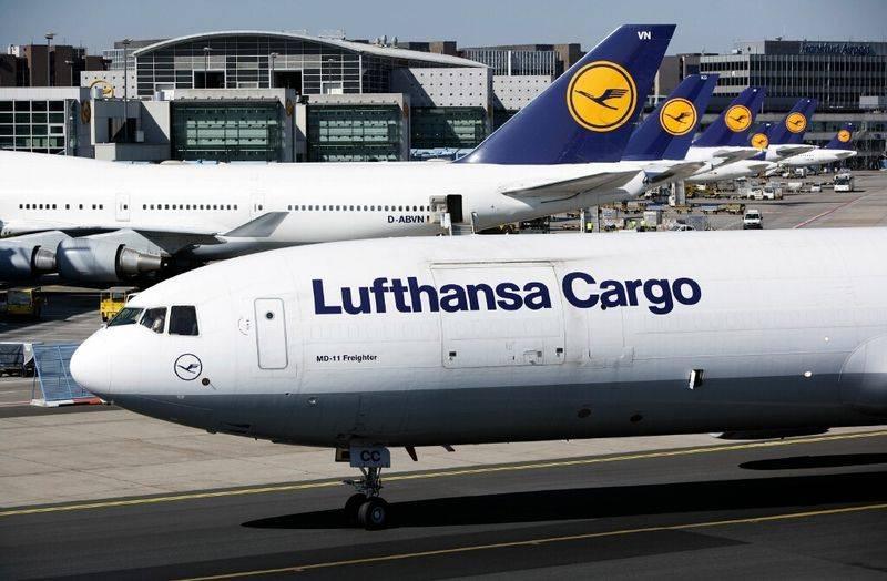 Авиакомпания люфтганза (lh)