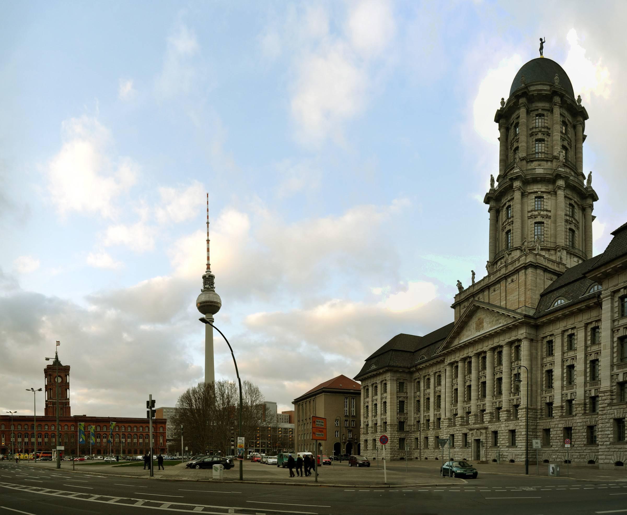 Берлин: информация для путешественников — плейсмент