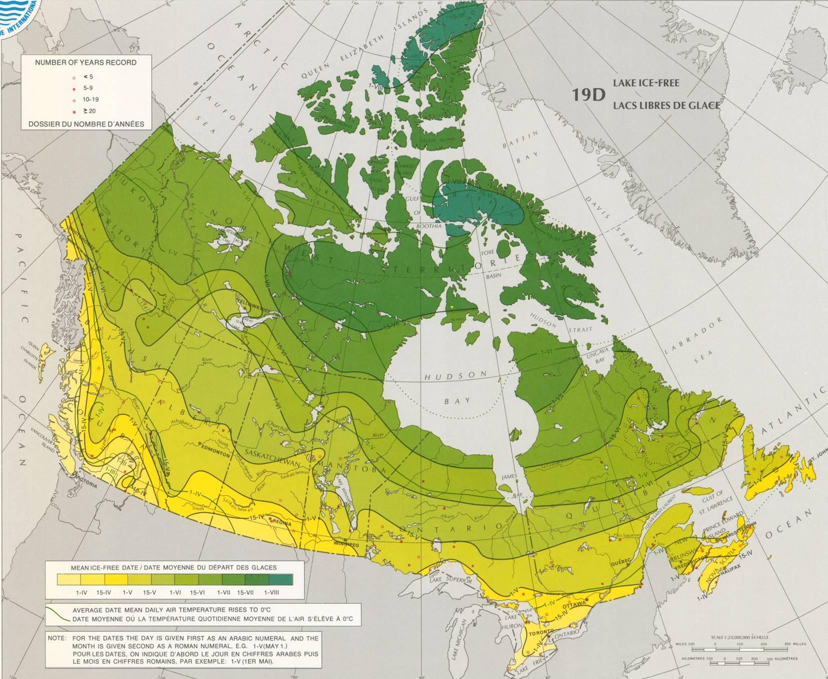 Климат и сезоны в канаде - когда лучше приезжать | текущий прогноз погоды