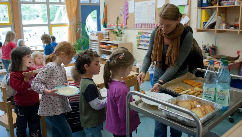 Детские сады в германии: как одесситка устроилась работать в немецкий садик