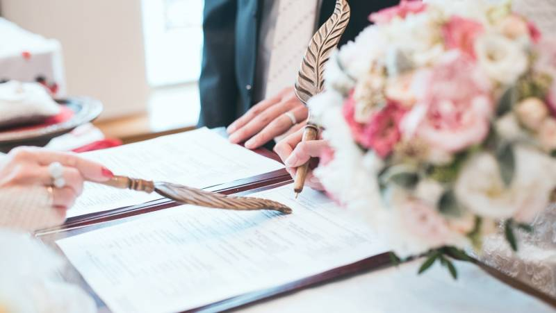 Регистрация и заключение брака с иностранцем в россии: правила и особенности процедуры