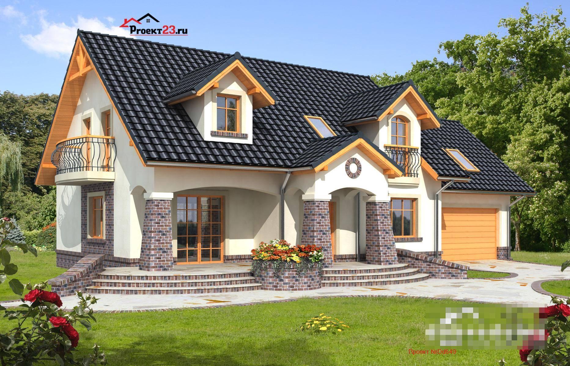 Польские дома: особенности, этажность и отличия