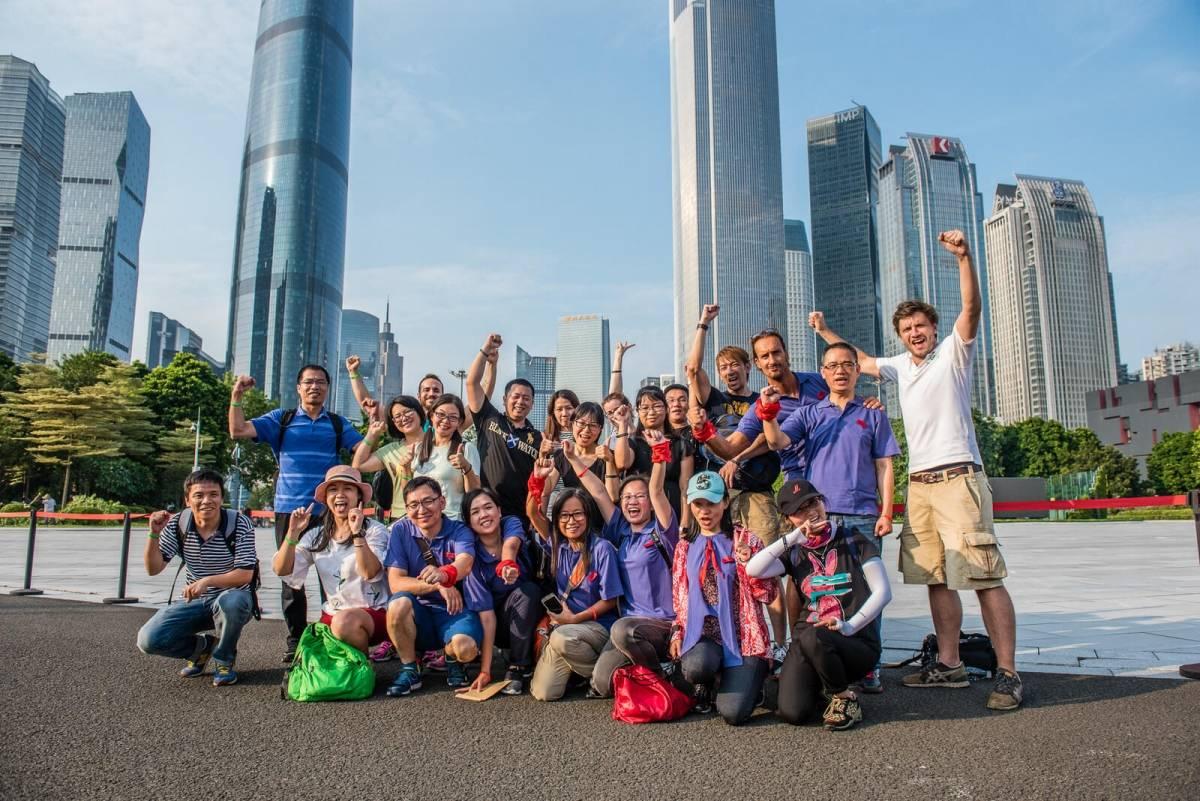Работа в гуанчжоу для иностранцев в 2021 году