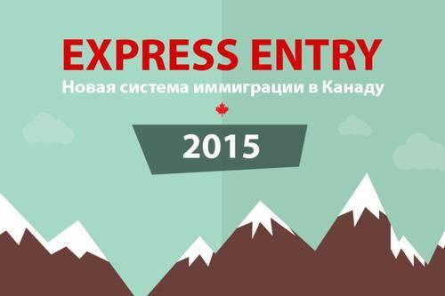 Express entry иммиграция в канаду