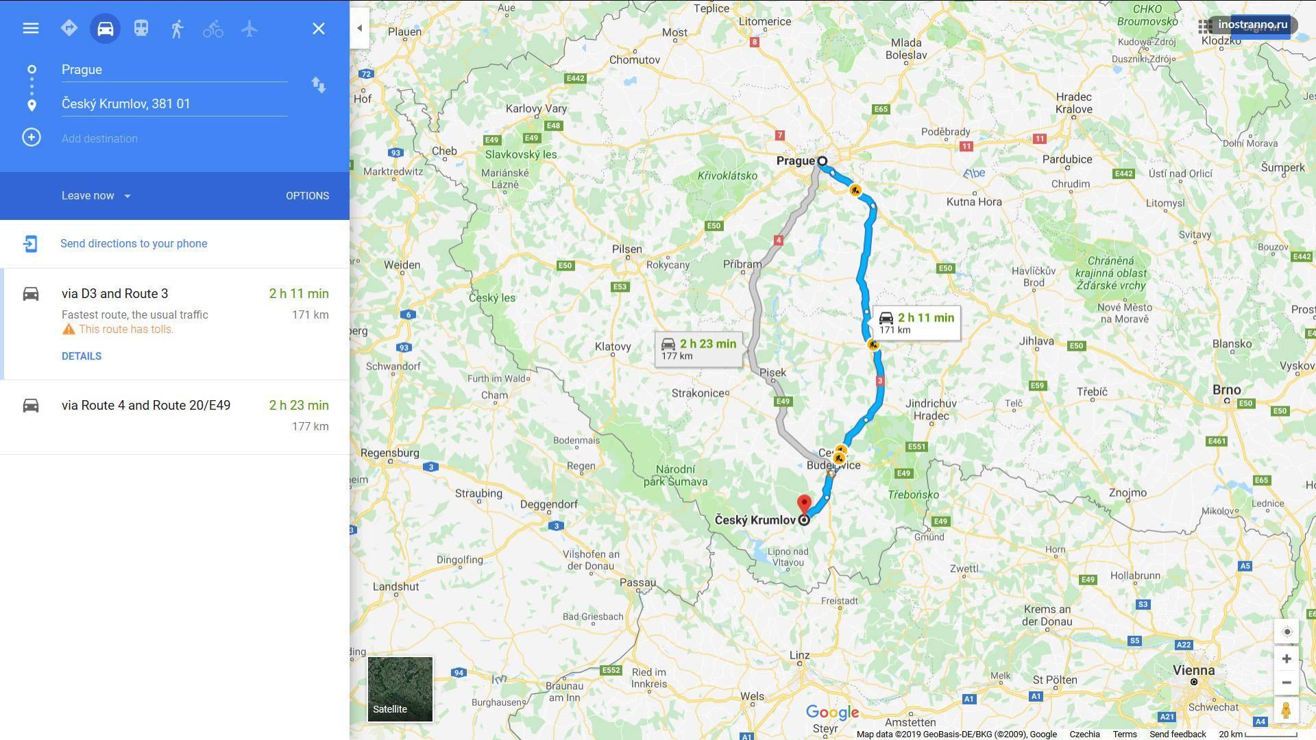 Как добраться из праги в чешский крумлов — варианты, нюансы, отзывы