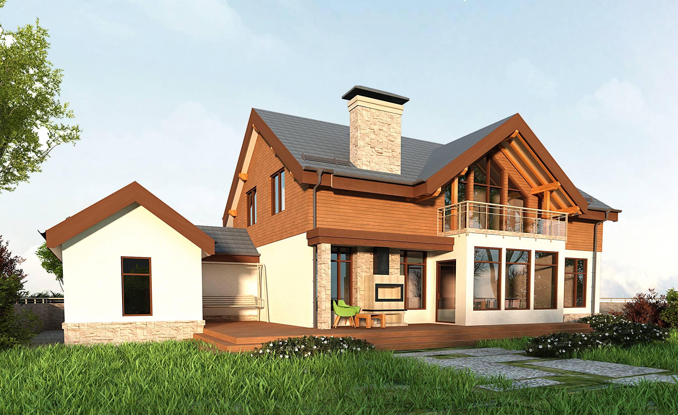 Польские проекты домов и коттеджей в минске: фото, чертежи, низкие цены.