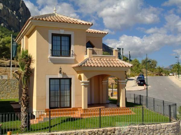 Жилые дома севера испании: особенности архитектуры и внутренней планировки