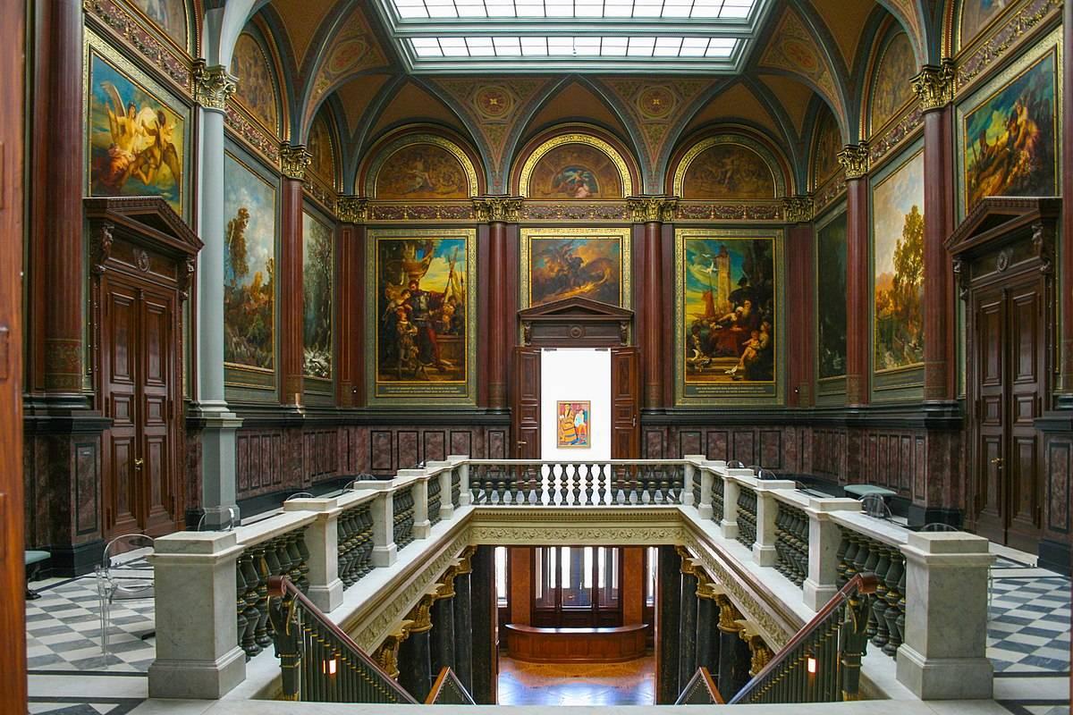 Музей Гамбургский Кунстхалле