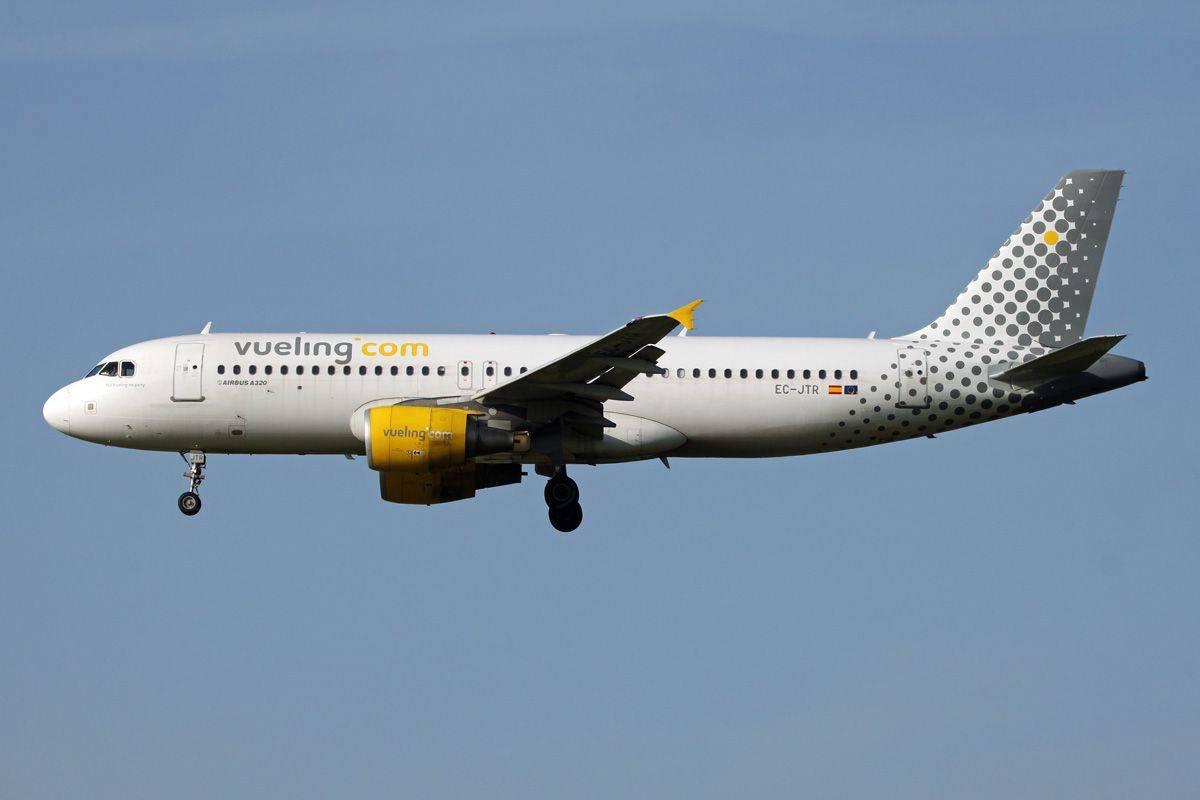 Vueling airlines официальный сайт на русском, авиакомпания вуэлинг (испанские авиалинии)