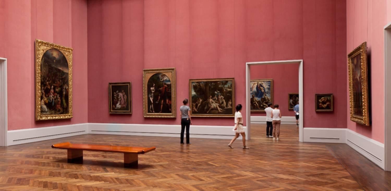 Топ-15 музеев и арт-центров берлина