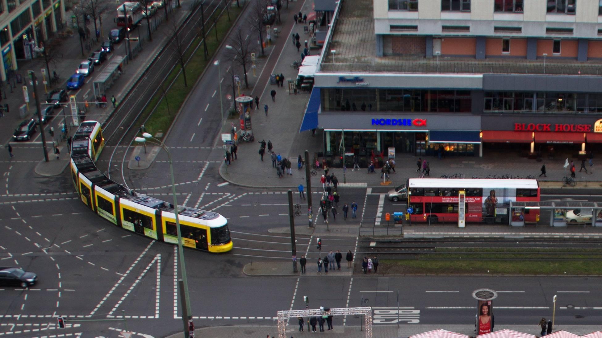Общественный транспорт берлина — маршруты, типы билетов и цены