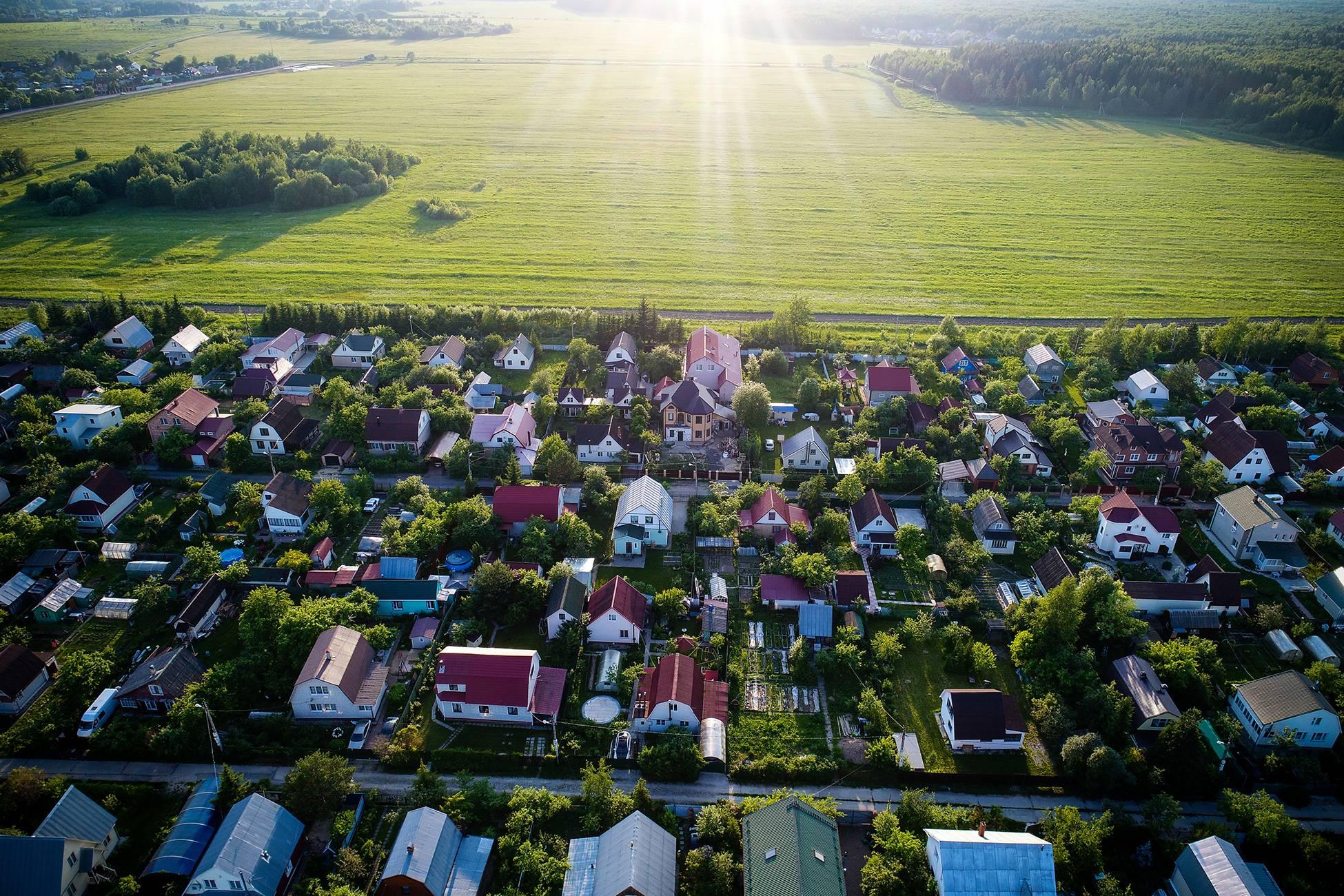 Сколько стоит земля под строительство в германии