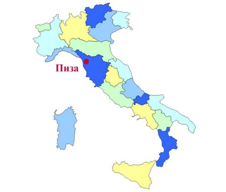 Аэропорты италии: список, расположение, информация