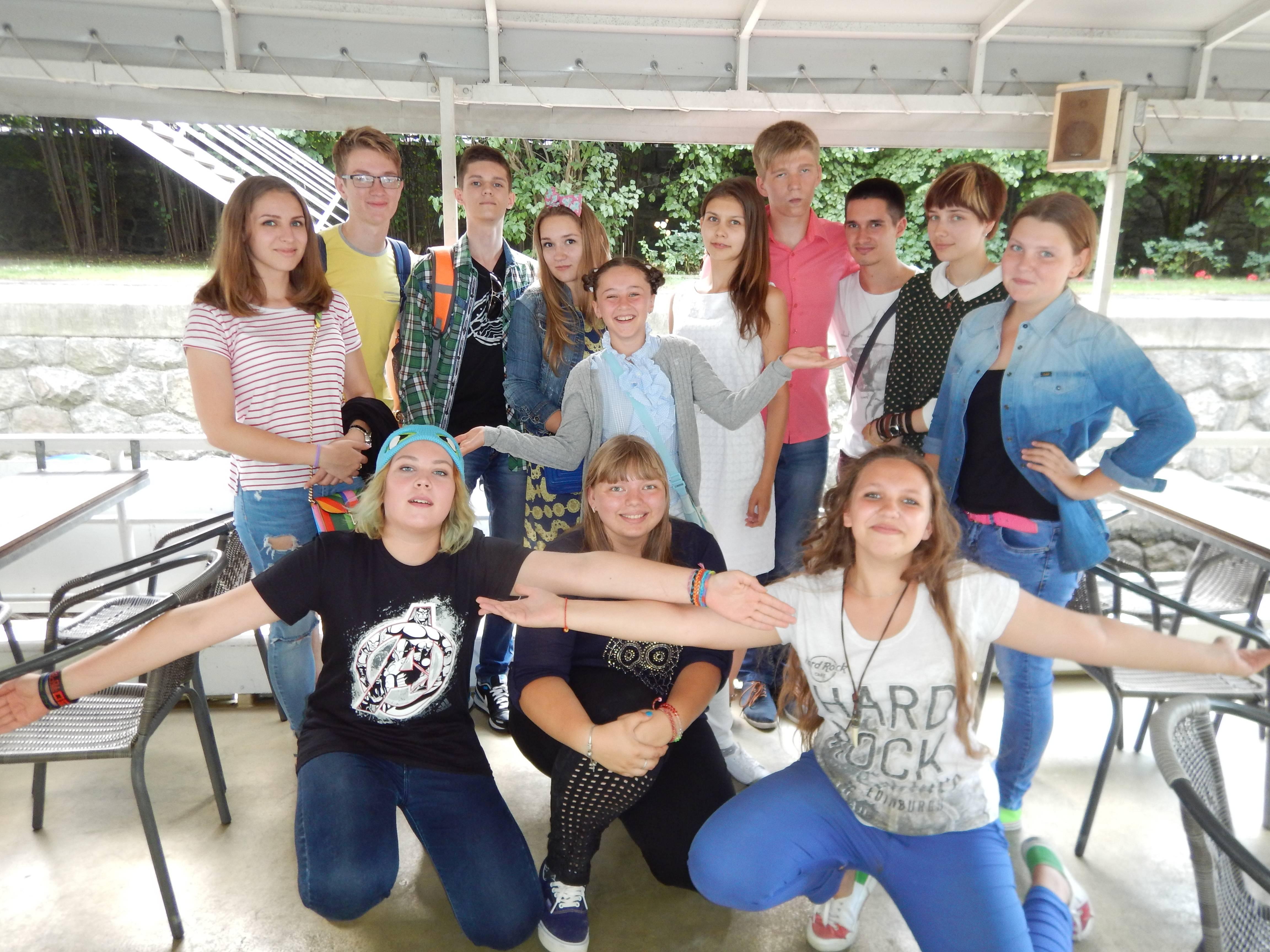 Как происходит обучение языков в детских в чешских детских лагерях