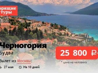 Уровень жизни в черногории: плюсы и минусы для русских мигрантов