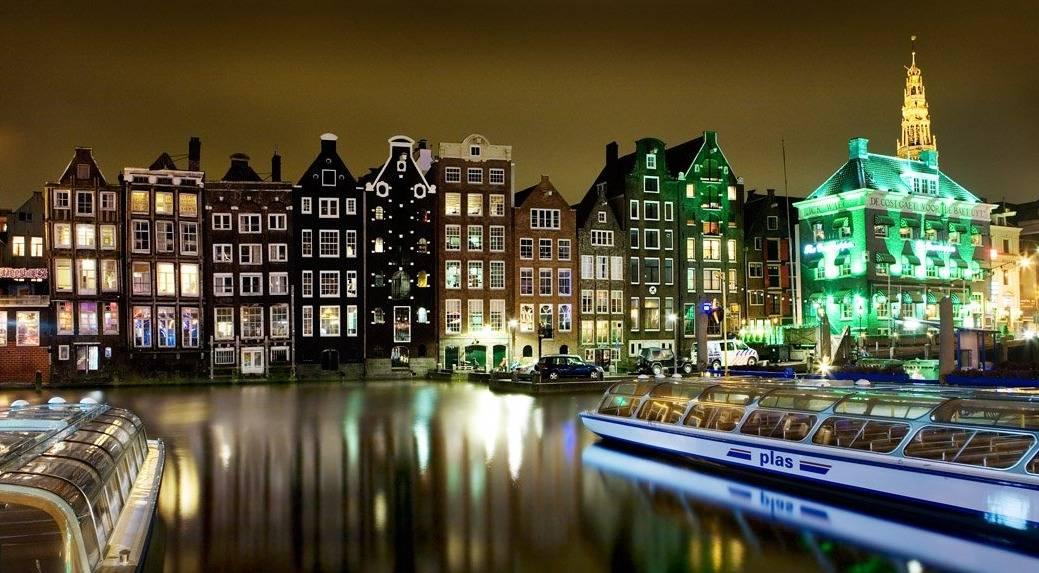 Как добраться из дюссельдорфа в амстердам?
