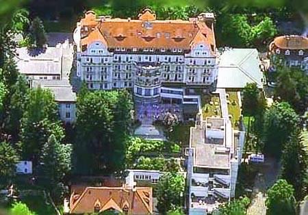Лучшие реабилитационные клиники баден-бадена (германия)