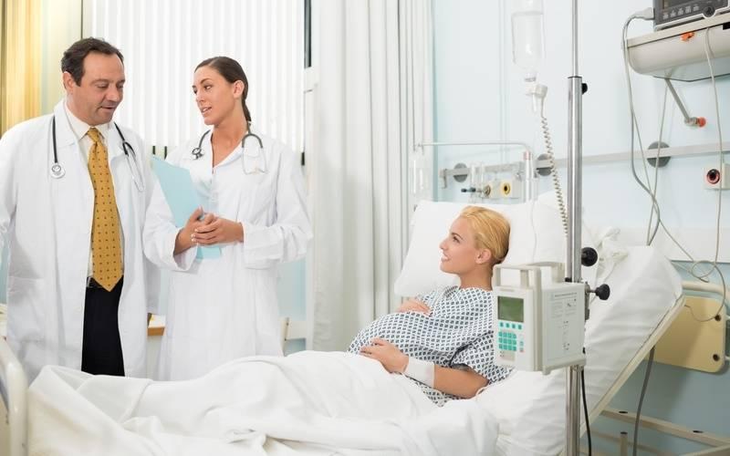 Беременность и роды в германии — план для будущей матери