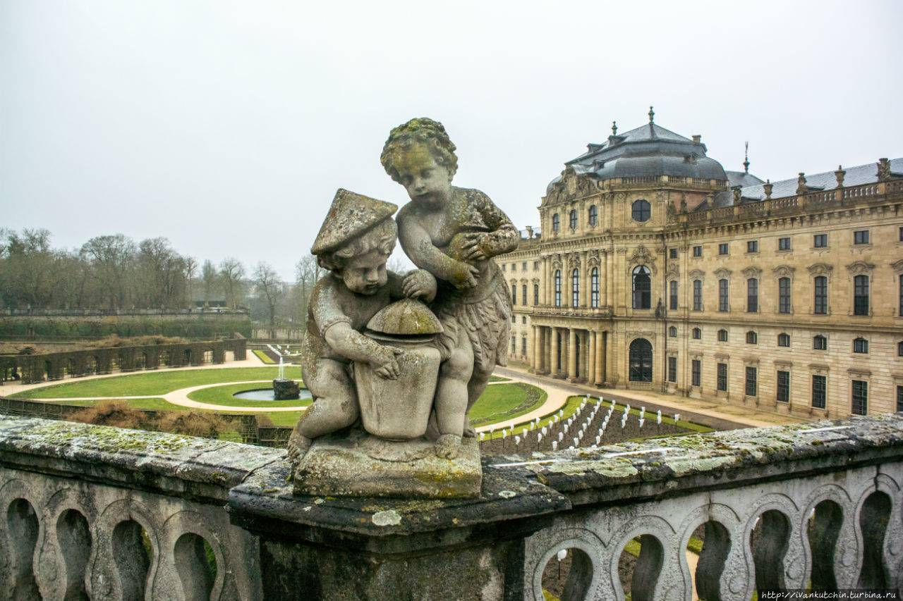 Достопримечательности города вюрцбург (германия) - городские достопримечательности