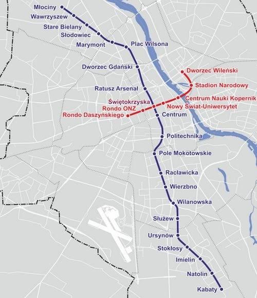 Варшавское метро: молодость старого города