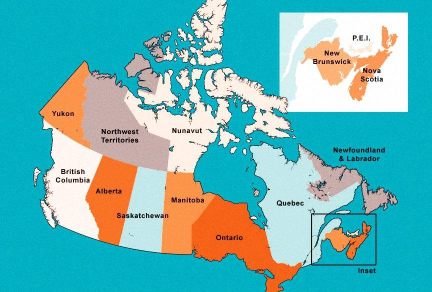 Иммиграция в квебек - gic canada immigration