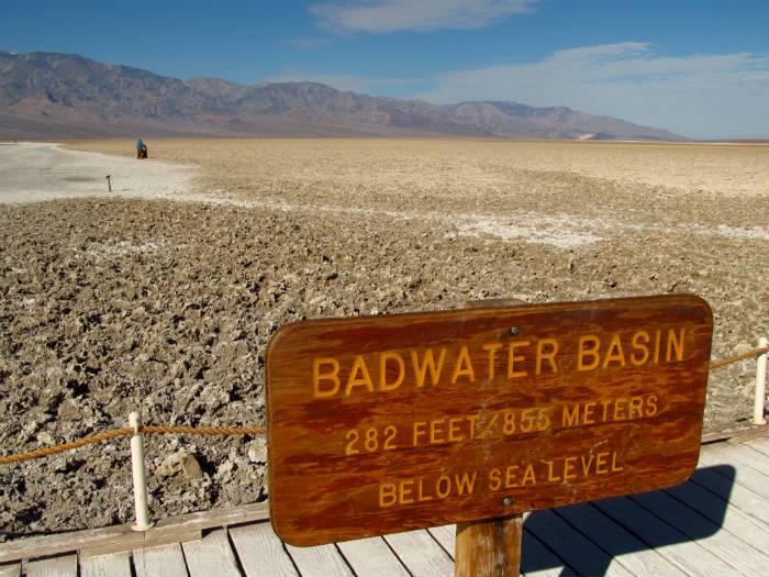 Национальный парк долина смерти: описание, фото