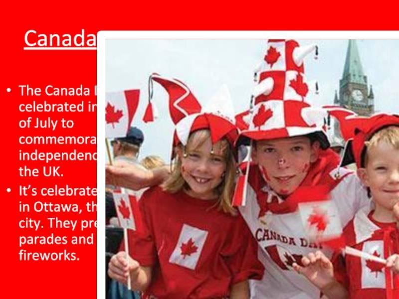 Канадский английский. отличительные характеристики канадского английского языка