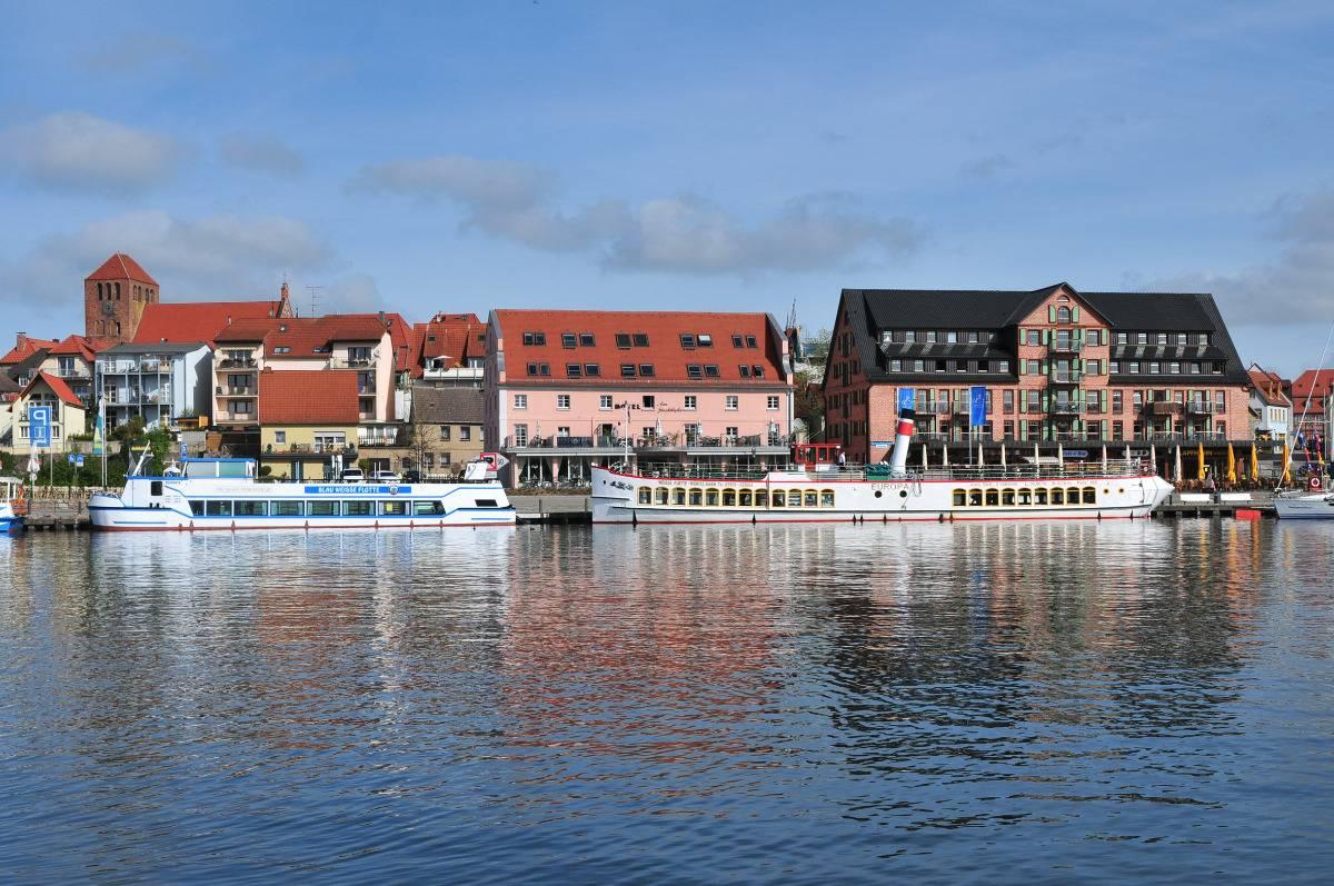 Озеро мюриц в германии: где находится и что можно посмотреть интересного