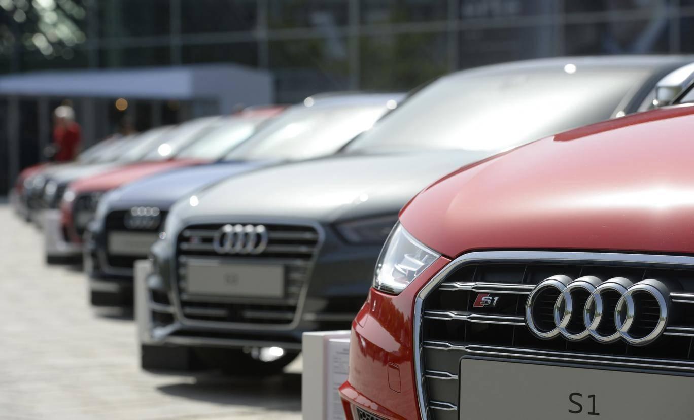 Как купить автомобиль ауди в германии