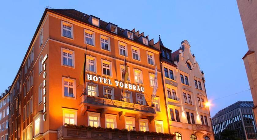 15 лучших отелей мюнхена