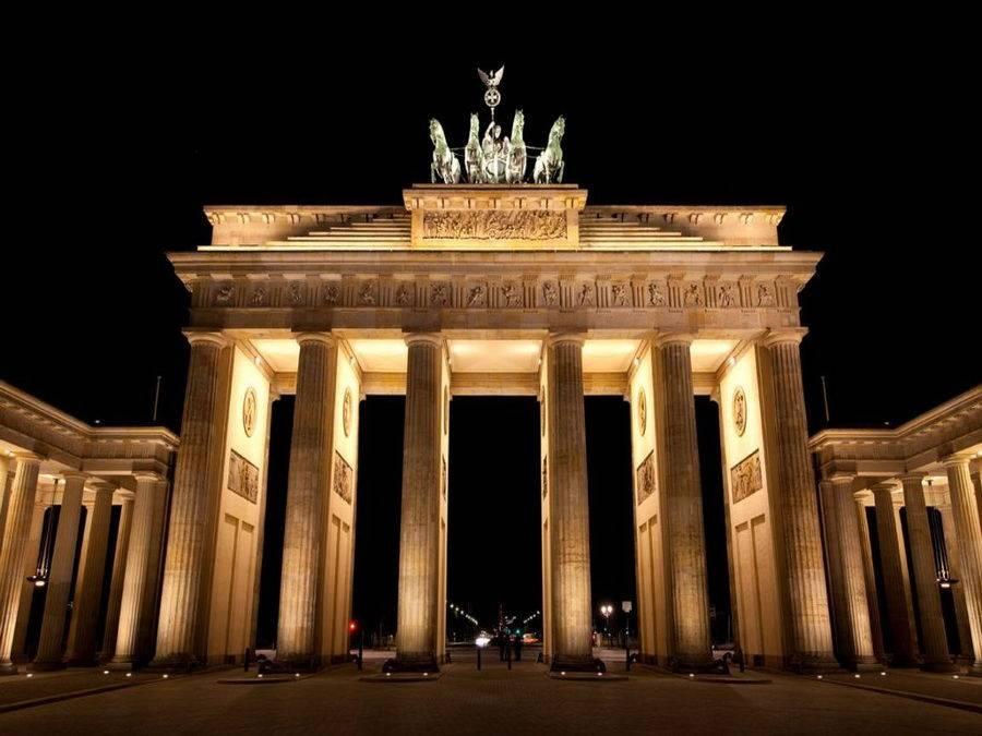 Бранденбургские ворота: описание, история, фото