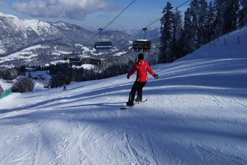 Список стран европы с горнолыжными курортами – все про туризм