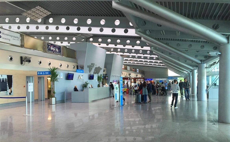 Черногория - международные аэропорты: описание, адреса, маршруты