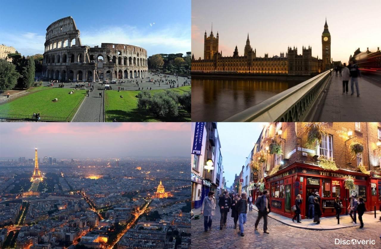 Моя поездка в кёльн и близлежащие города в 2014 г.: фотографии