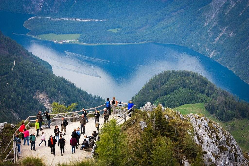 Красивейшие национальные парки мира