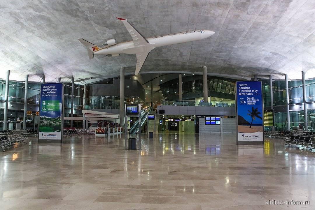 Аренда авто в аэропорту валенсии (aeropuerto de valencia)