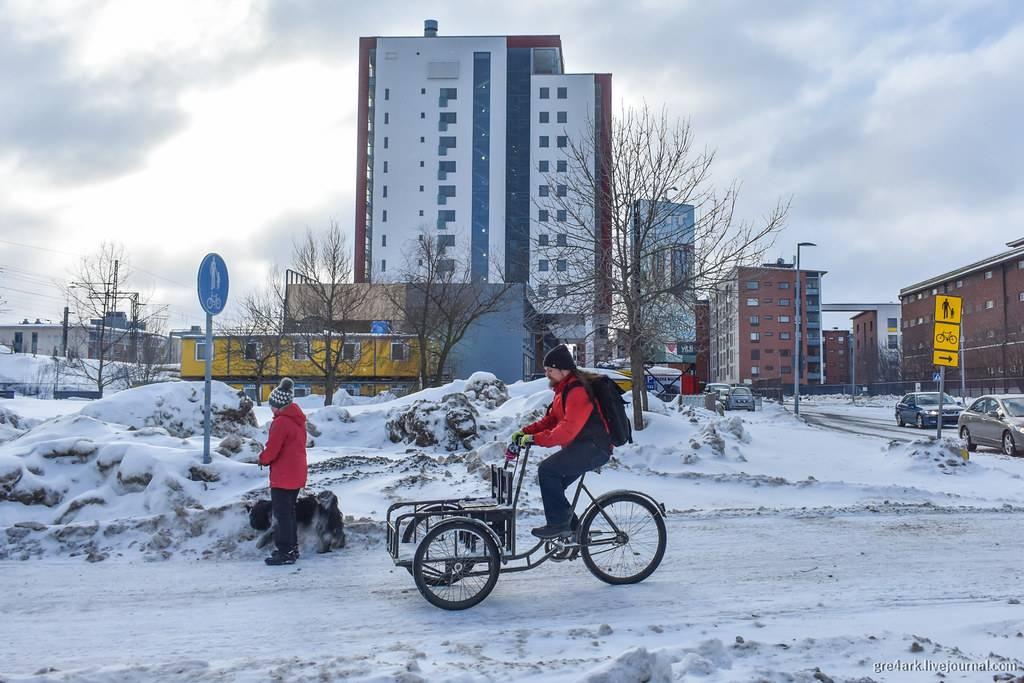 В финляндию на велосипеде, 2016 | отчёты о путешествиях | путешествия с fresh trip