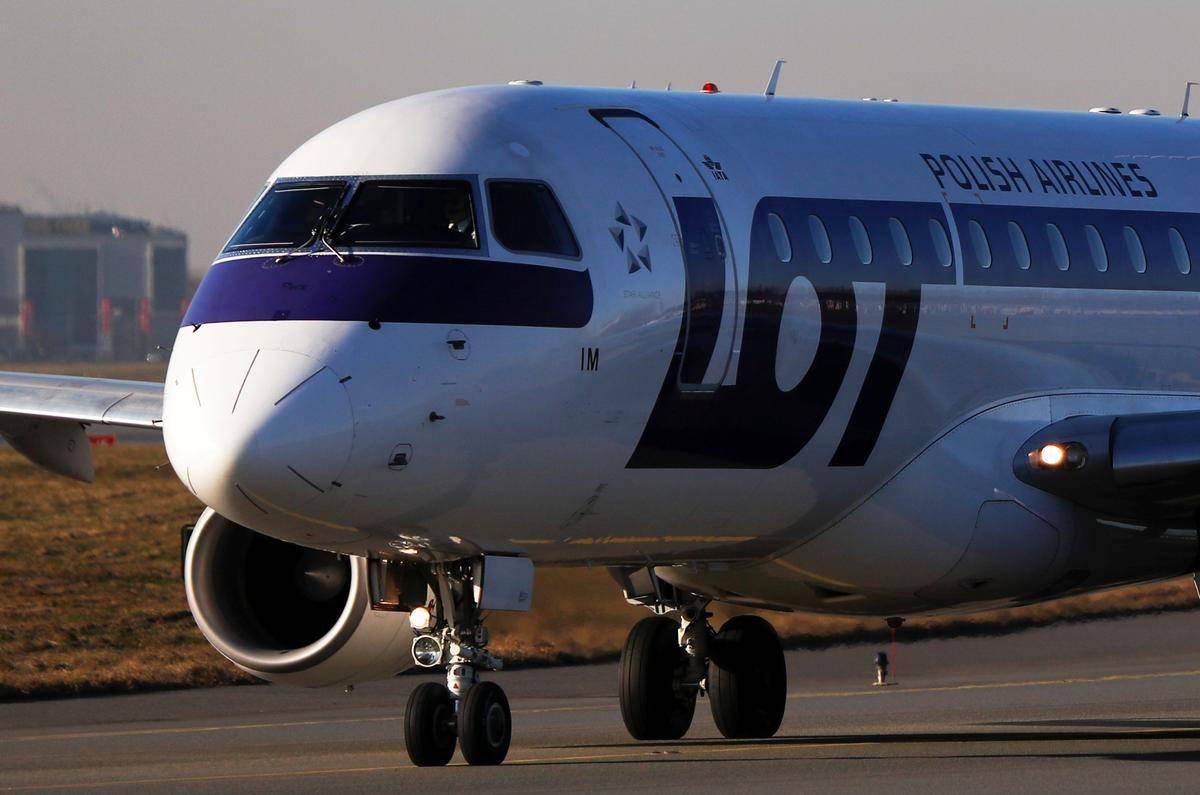 Lot polish airlines, официальный сайт польской авиакомпании лот на русском языке