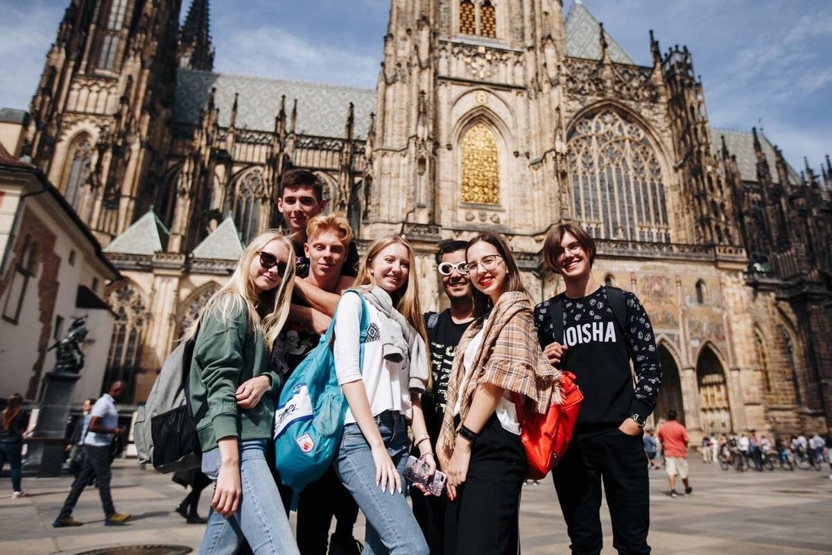 Возможно ли обучение в чехии на английском языке