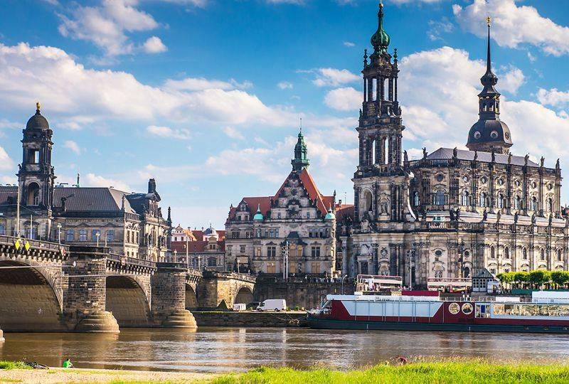 Поездка из берлин в дрезден от 1698,68₽ | omio