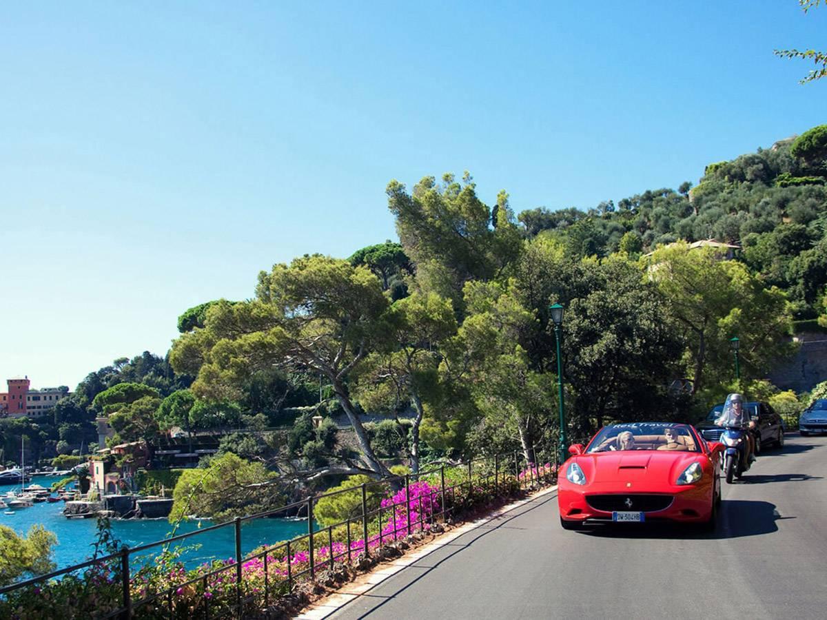 Поездка по италии на арендованном автомобиле