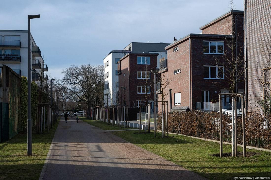 Пособие на покупку жилья в германии baukindergeld