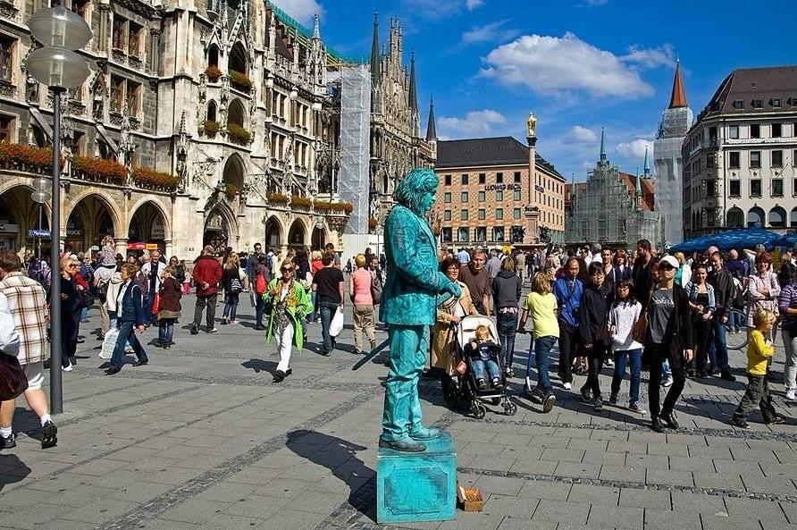 Экскурсии в мюнхене на русском языке: лучшие гиды и туры