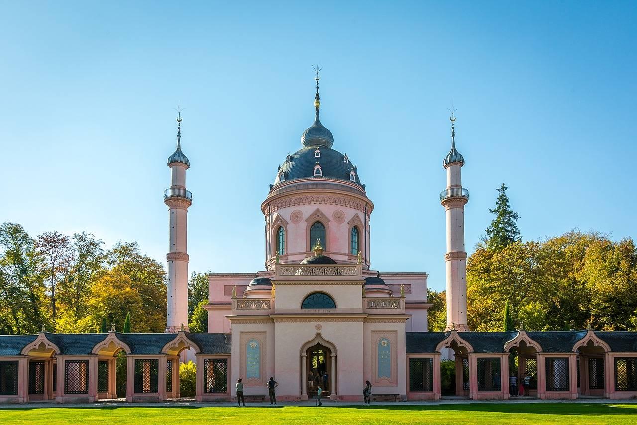 Религиозные объекты гамбурга (германия)